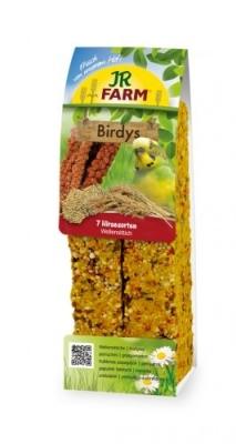 JR Farm Birdys 7 Hirsesorten  2x130 g