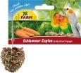 Mit JR Farm Birds Schlemmer-Zapfen für Großsittiche & Papageien wird oft zusammen gekauft