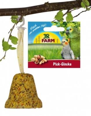 JR Farm Birds Pick-Glocke für Wellensittiche & Kanarien  150 g