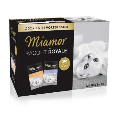 Miamor Ragout Royale Kitten Multi Mix Jelly 12x100 g