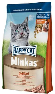 Happy Cat Minkas Mix - Πουλερικά 4 kg, 10 kg