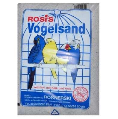 Rosnerski Vogelsand Weiss 2.5 kg