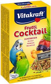 Vitakraft Frutti Cocktail für Wellensittiche 200 g