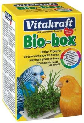 Vitakraft Bio-Box für Vögel (1 Stück)