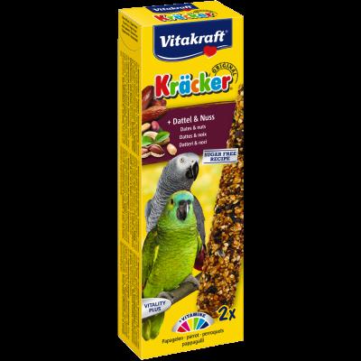 Vitakraft Kräcker mit Dattel-Nuss für Papageien