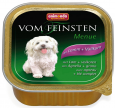 Animonda Vom Feinsten Menue Lamb & Whole grain 150 g - Hundemat med lam