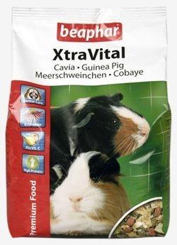 Beaphar XtraVital Meerschweinchen Futter  2.50 kg, 1 kg
