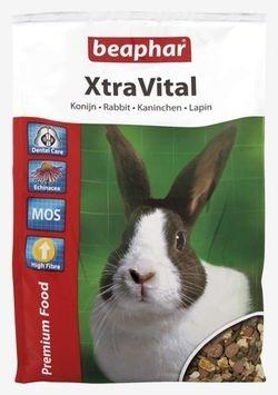 Beaphar XtraVital Kaninchen Futter  2.50 kg, 1 kg