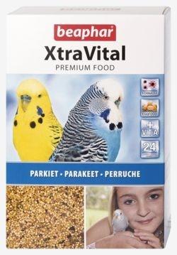 Beaphar XtraVital Sittich Futter  500 g, 1 kg