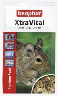 Beaphar XtraVital Futter für Degus  500 g, 1 kg
