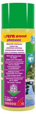 Sera Pond Phosvec 500 ml