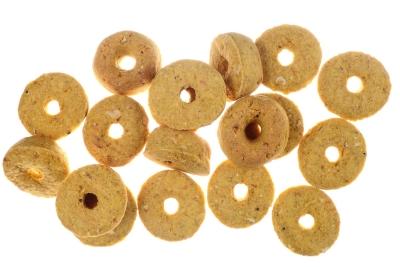 Meradog Biscoitos para Cão - Anéis de Milho 5 cm 10 kg Milho