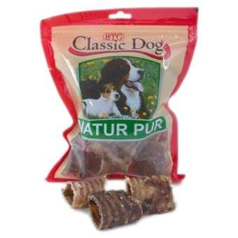 Classic Dog Snack Tracheas in pieces 250 g