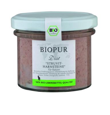 BIOPUR Diät - Struvit-Harnsteine 100 g