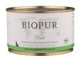 BIOPUR BIO Alimento dietético, Enfermedades gastrointestinales 400 g - Alimento sin subproductos para perros