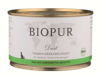 BIOPUR BIO Dietetic feed, kidney disease  400 g