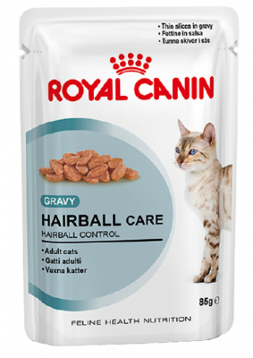Royal Canin Feline Health Nutrition - Hairball Care i saus 85 g