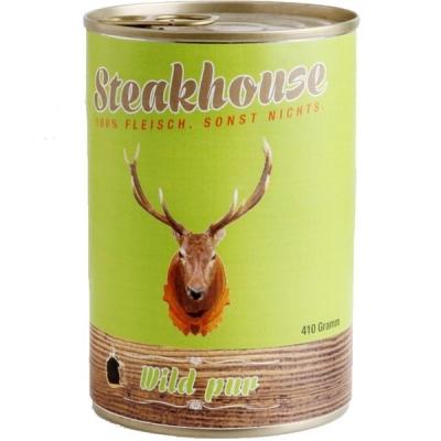 Fleischeslust Steakhouse Pure Game  820 g, 410 g