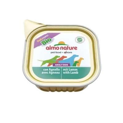Almo Nature DailyMenu BIO Adult Dog Lam  100 g, 300 g