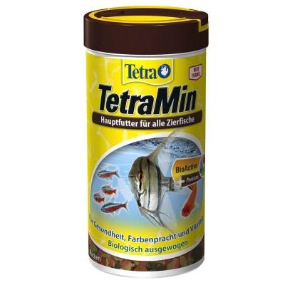 Tetra TetraMin  500 ml, 250 ml, 100 ml, 10 l