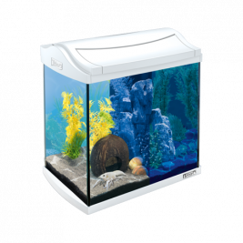 Tetra AquaArt LED Aquarium Crayfish  Hvid