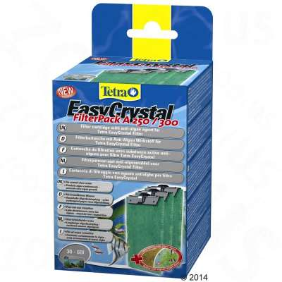 Tetra EasyChrystal FilterPack mit AlgoStop 250/300 60 l