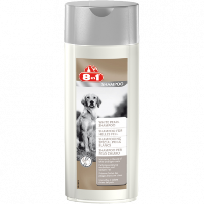 8in1 Shampoo White Pearl 250 ml