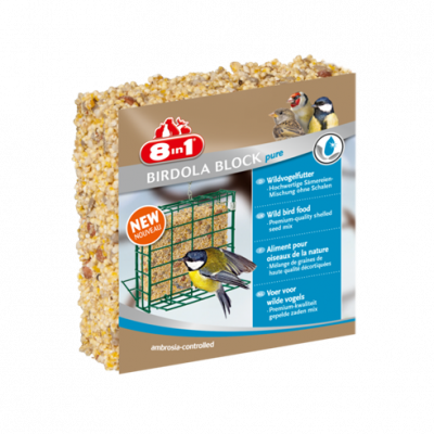 8in1 Birdola Block Pure  240 g