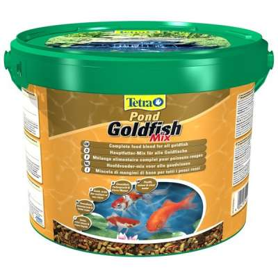 Tetra Pond Goldfish Mix 10 l