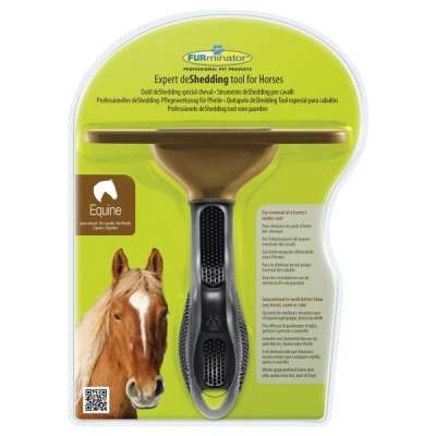 FURminator Expert deShedding Tool for Horses
