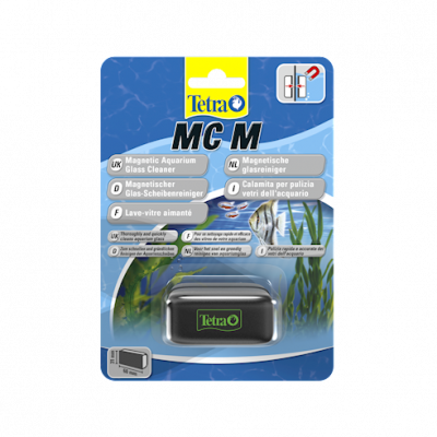 Tetra MC M Magnetic Glass Cleaner 60x31  mm
