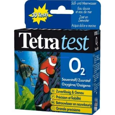Tetra Test O2 29 ml