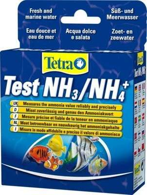 Tetra Test NH3/NH4 + 17 ml