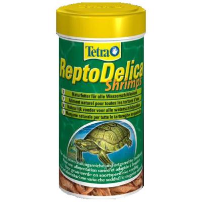 Tetra ReptoDelica Shrimps  250 ml, 1 l