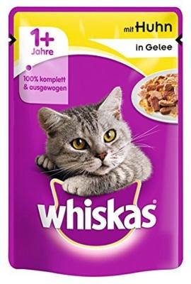 Whiskas 1+ mit Huhn in Gelee 100 g
