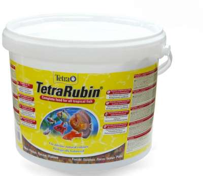Tetra TetraRubin  52 g, 250 ml, 2050 g, 10 l, 200 g, 1 l, 20 g, 100 ml, 12 g, 58 ml