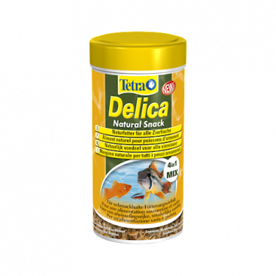 Tetra Delica Mix Natural Snack  250 ml