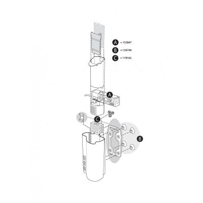 Tetra EasyCrystal FilterBox 300 Impeller