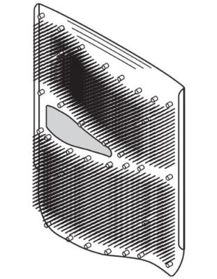 Tetra EasyCrystal FilterBox 600 Biologisches Gitter