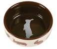 Trixie Ceramic Bowl with Motive, Rabbits