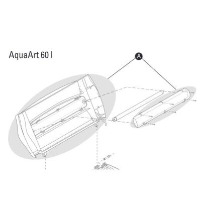 Tetra AquaArt 60L Abdeckung Standart