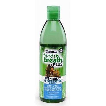 TropiClean Water Additive Plus Digestive 473 ml
