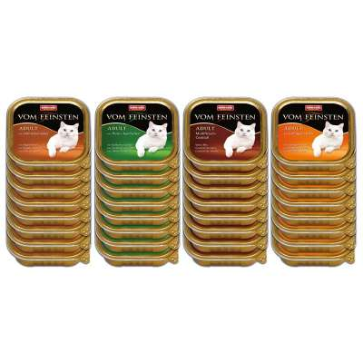 Animonda Vom Feinsten Megapack Assorted Poultry 32x100 g