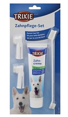Trixie Tandplejesæt Sæt, Hunde