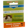 Canina Pharma Petvital Novermin for cats 2 ml