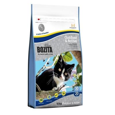 Bozita Cat Outdoor & Active 400 g, 2 kg, 10 kg