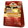 Cheetah with Game Meat, Salmon, Catnip and Immutop  3 kg fra Wildcat
