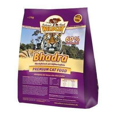 Wildcat Bhadra Carne de Cal, Cartofi Dulci 500 g, 3 kg