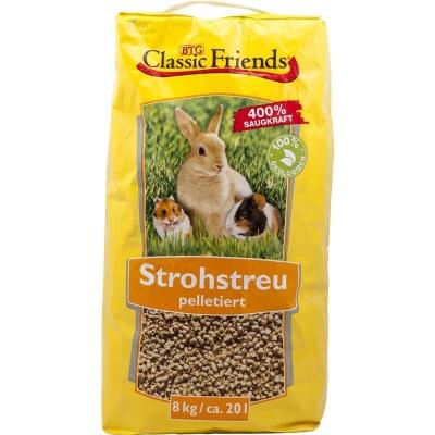 Classic Friends Strohstreu 20 l