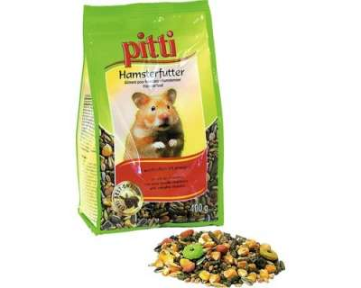 Pitti Hamsterfutter  400 g